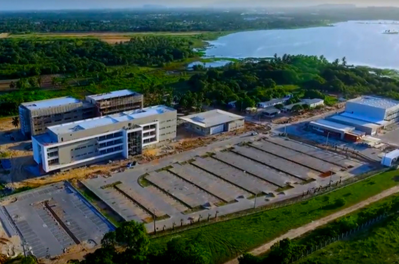 Eusébio será beneficiado com a instalação do Parque Tecnológico do Ceará