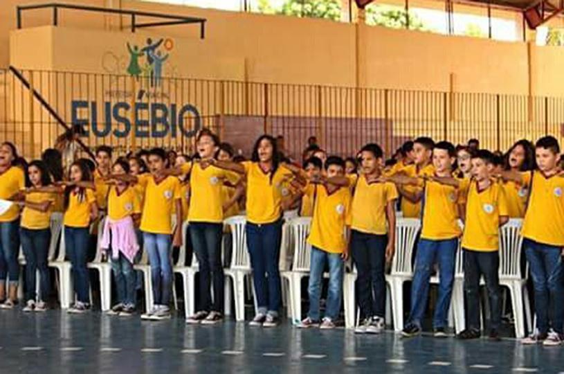 Prefeitura de Eusébio celebra formatura de nova turma do Proerd