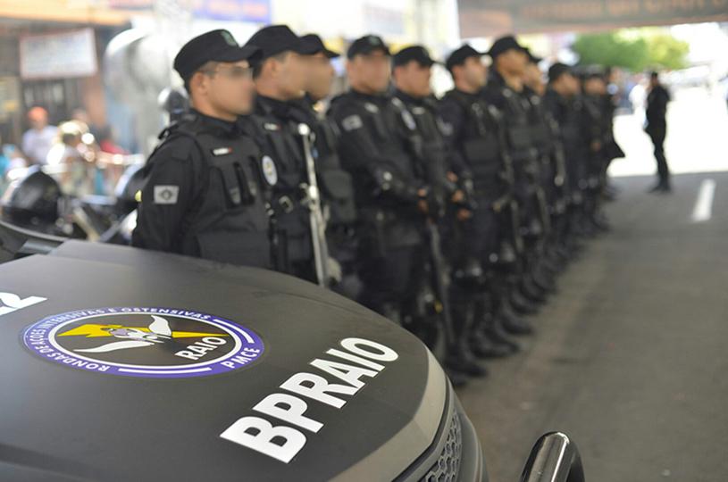 Batalhão do Raio chega ao Eusébio na próxima terça-feira, dia 26