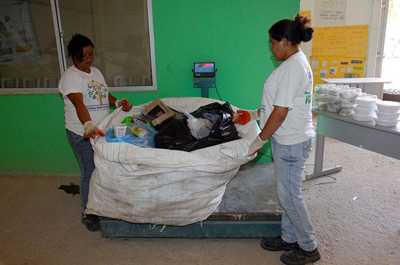 Eusébio amplia coleta seletiva para mais dois bairros