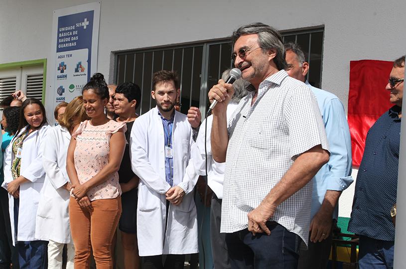 Prefeitura entrega o Posto das Guaribas à comunidade