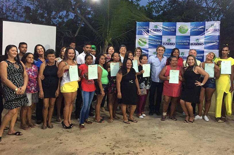 Eusébio certifica 230 concludentes de oficinas voltadas para o mercado de trabalho