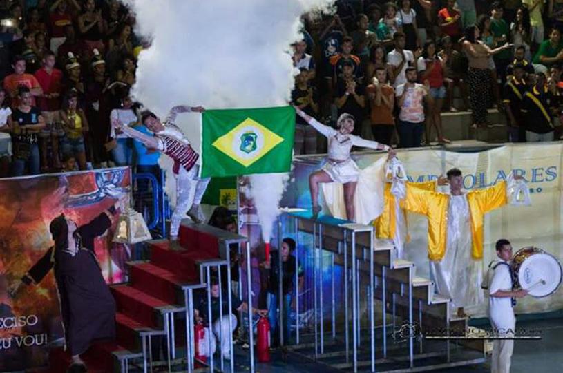 Banda Solares é a grande campeã da Copa Nacional de Bandas e Fanfarras de 2017