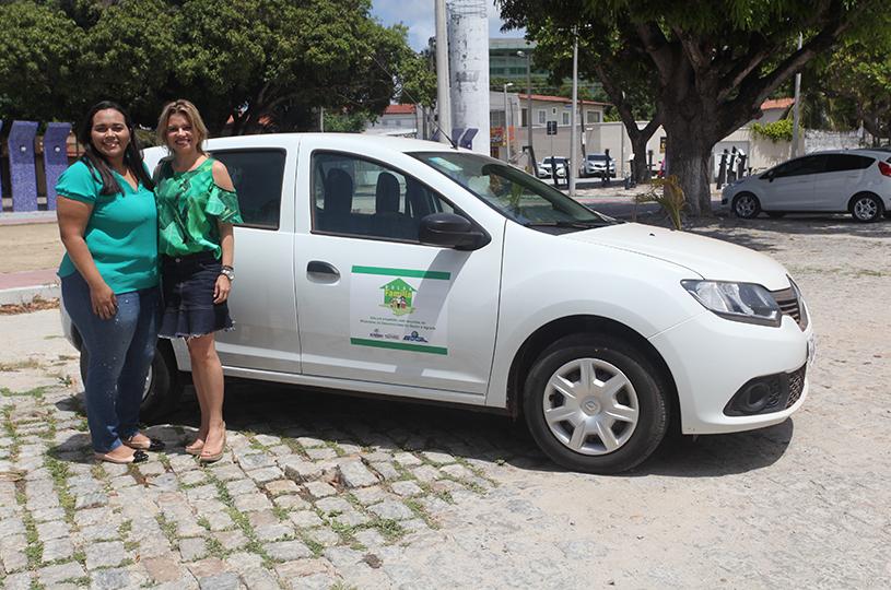 Eusébio recebe equipamentos para melhorar atendimento do Bolsa Família e Cadastro Único