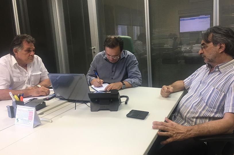 Acilon solicita ao DER solução para alagamentos na CE-010 e Anel Viário
