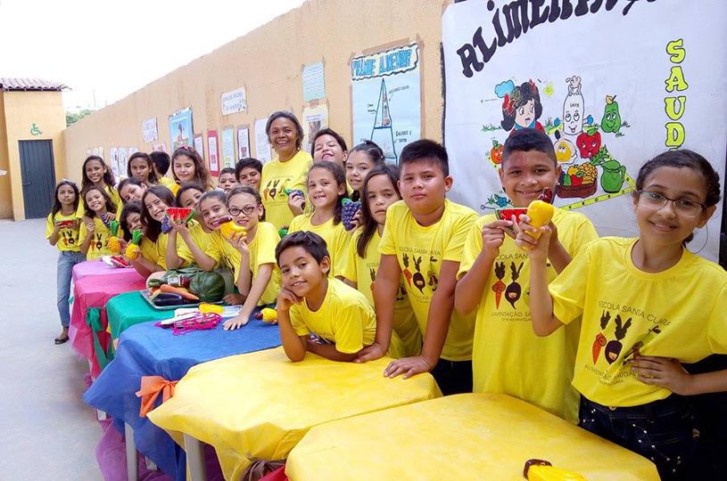 Eusébio realiza projeto para zerar a evasão escolar