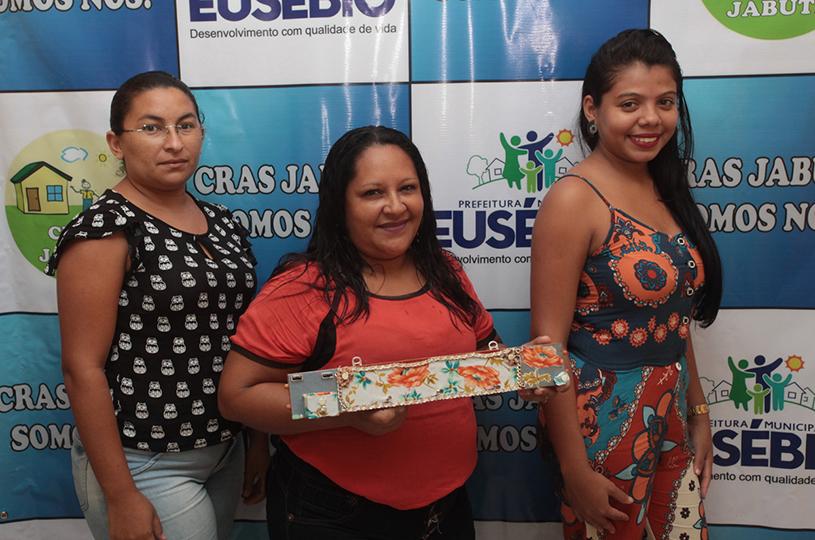 Participantes de cursos da Prefeitura  de Eusébio abrem seus próprios negócios