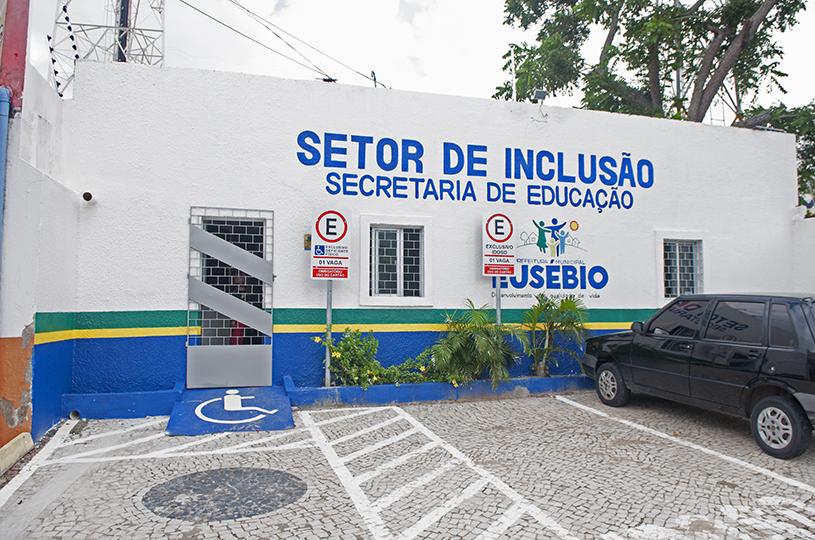 Prefeitura inaugura o Setor de Inclusão nesta quarta-feira