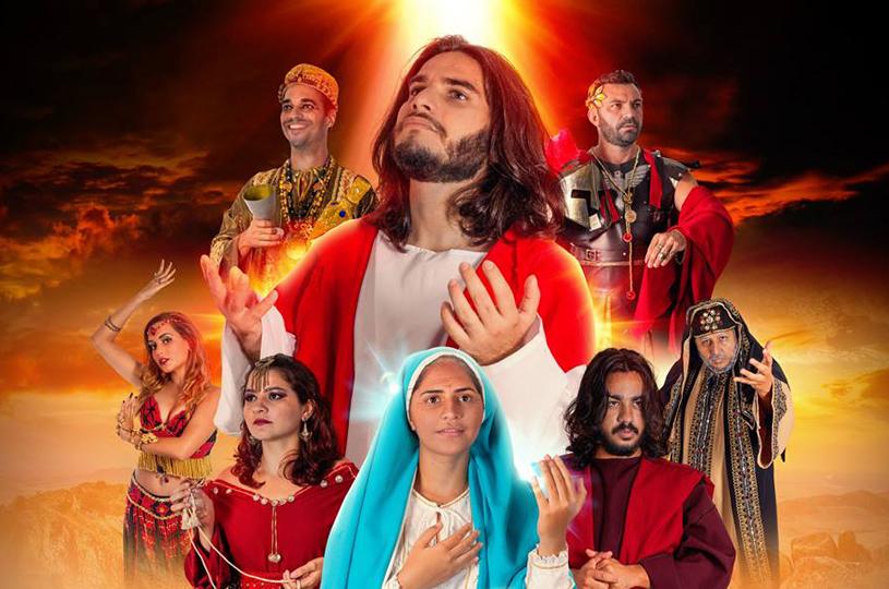 Paixão de Cristo do Eusébio promete duas horas de muita emoção e efeitos visuais nesta quinta e sexta-feira
