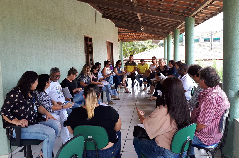 Eusébio realiza capacitação de multiplicadores para revisão do Plano Diretor