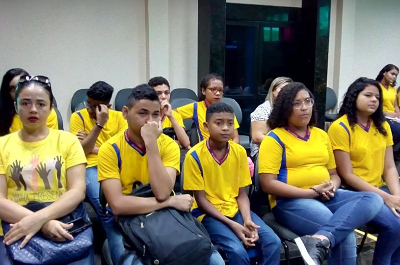 Eusébio realiza capacitação de formadores do Programa de Saúde na Escola