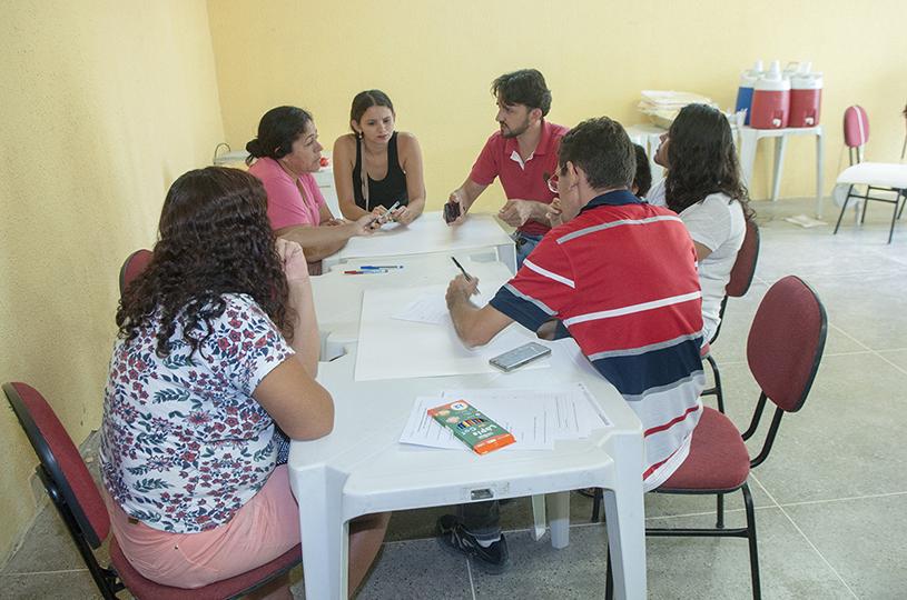 Eusébio realiza oficinas do Plano Diretor para ouvir demandas da população