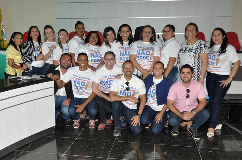 Prefeitura de Eusébio lança a Plataforma Busca Ativa Escolar