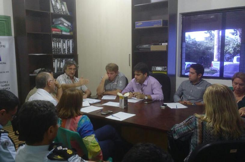 Eusébio reforça órgão consultivo e deliberativo na área de Segurança Pública