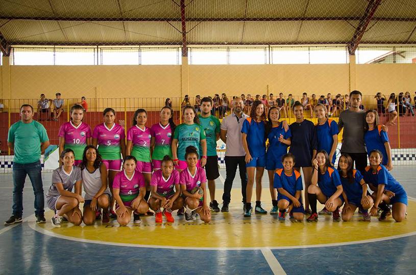 Eusébio conhece seus representantes nos Jogos Escolares fase microrregional