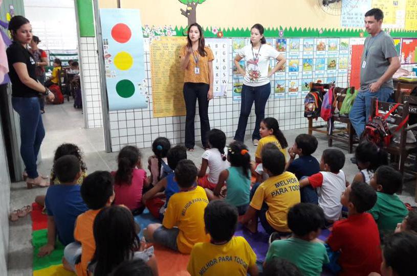 NASF-Timbú trabalha a Educação em Saúde nas comunidades