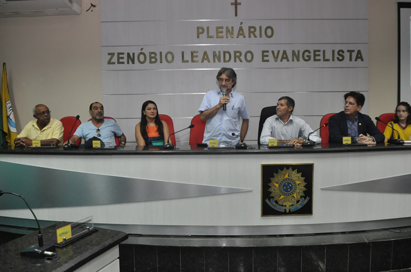 Audiência discute criação do Centro de Controle de Zoonoses do Eusébio