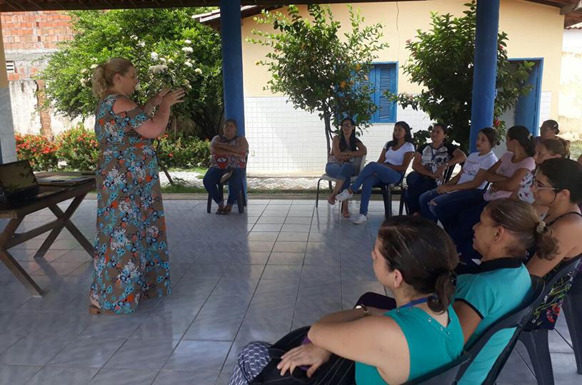 Eusébio realiza qualificação de profissionais de nível médio da área de saúde