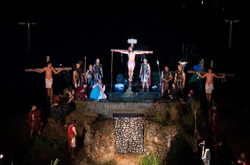 Paixão de Cristo 2018 bate recorde de público