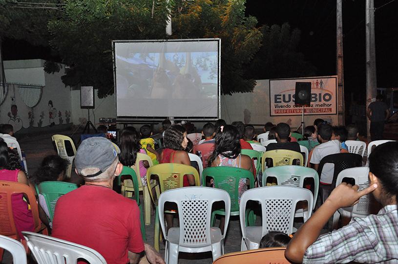 Eusébio realiza I Cine Zé Ferreira de 2018 e a Feira Cultural na Sede