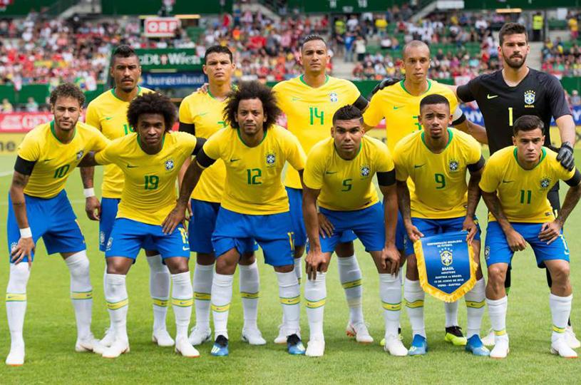 Prefeitura de Eusébio disciplina horário de funcionamento nos dias de jogos de Seleção Brasileira