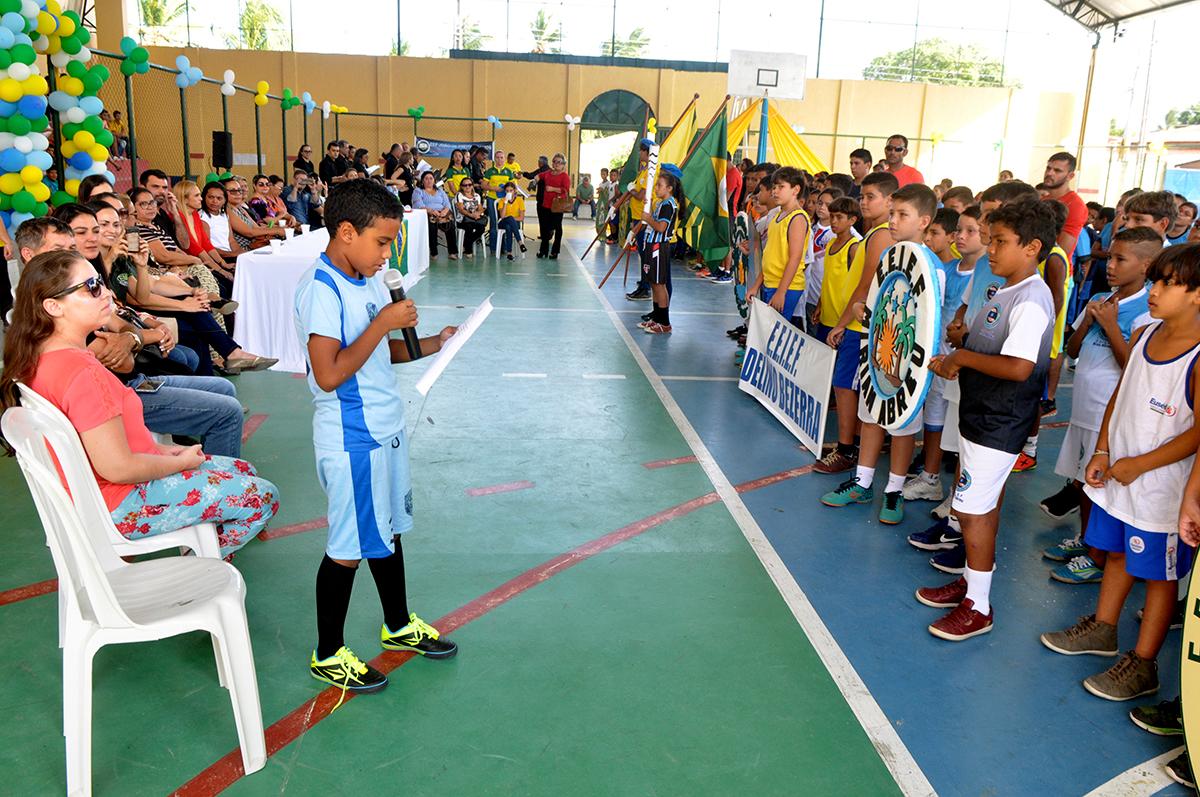 Eusébio realiza a III Copinha reunindo escolas do Ensino Fundamental I