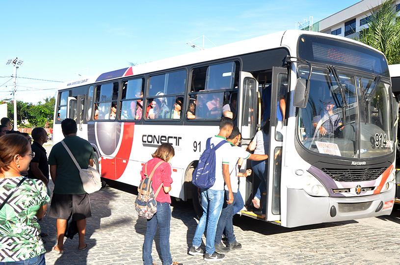 Prefeitura de Eusébio lança nova rota  do TRUE beneficiando o bairro Coité