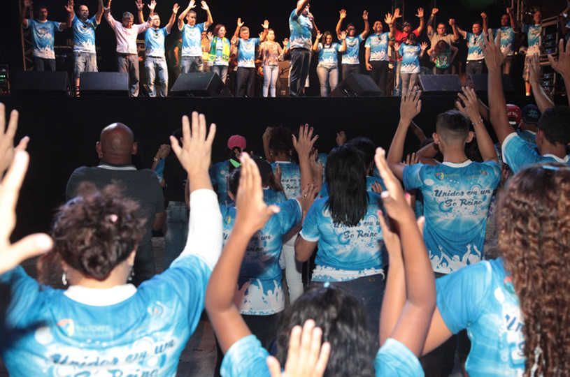 Eusébio realiza a 14ª Marcha com Jesus no próximo dia 23