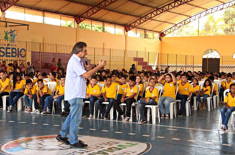 Eusébio realiza certificação  de alunos do Proerd nesta quinta