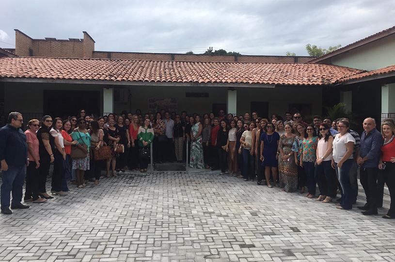 Secretaria de Educação de  Eusébio está em nova sede