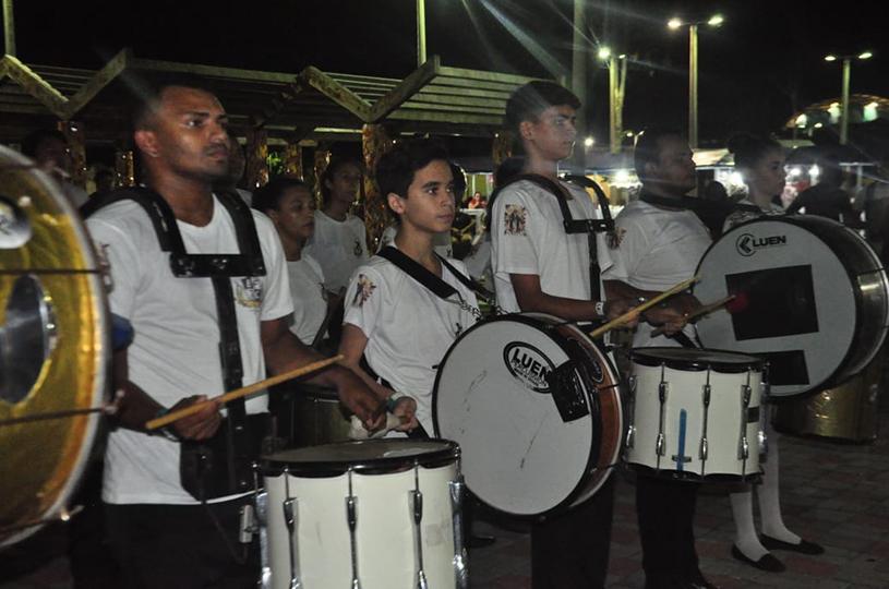 Banda de Percussão Marta Cordeiro vence a I Batalha de Percussão do Ceará