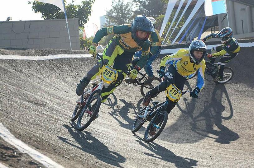 Atletas eusebienses conquistam boas colocações no Campeonato Brasileiro de Bicicross