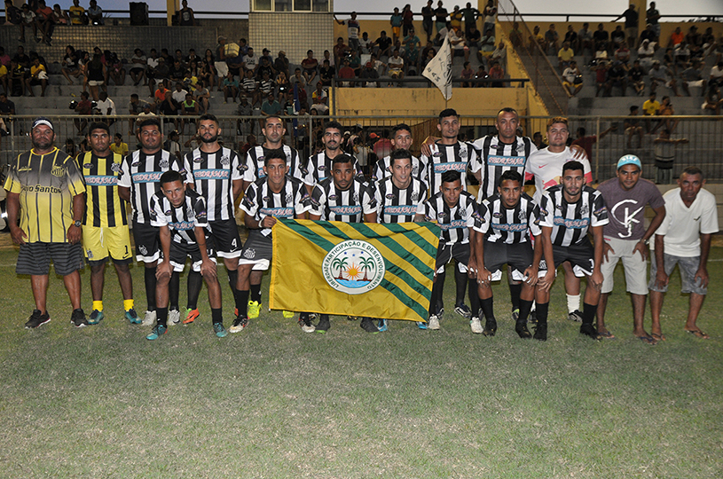 Novo Santos é o campeão  eusebiense de futebol de 2018