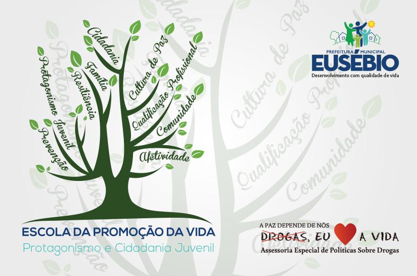 Eusébio cria o projeto Escola da Promoção da Vida