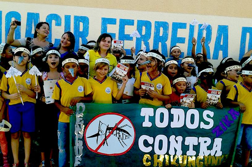 Eusébio cumpre metas de combate a arboviroses  e recebe recursos extras para a Saúde
