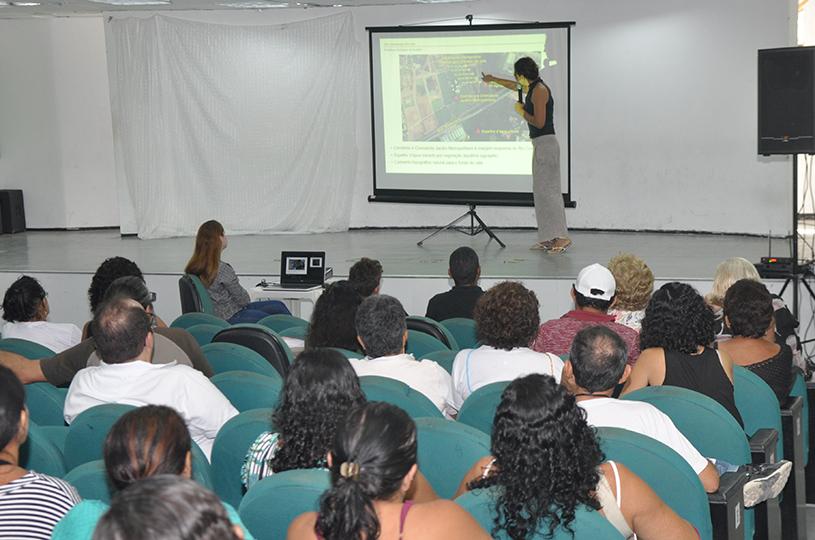 Diagnóstico do município é apresentado durante o II Fórum do Plano Diretor Participativo de Eusébio