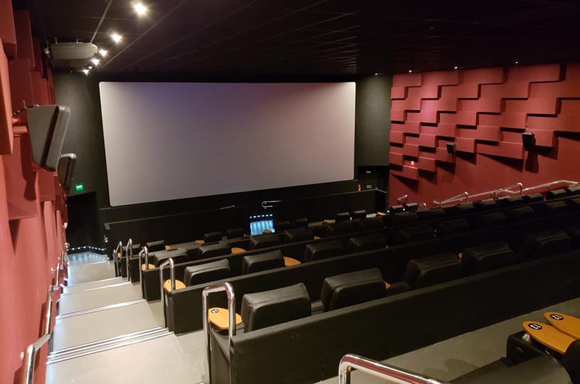 Eusébio terá um dos mais modernos complexos de cinemas do Estado