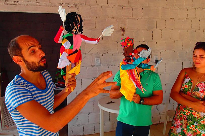 Parceria entre Cultura e Associação Circolar traz cursos artísticos e culturais para o Eusébio