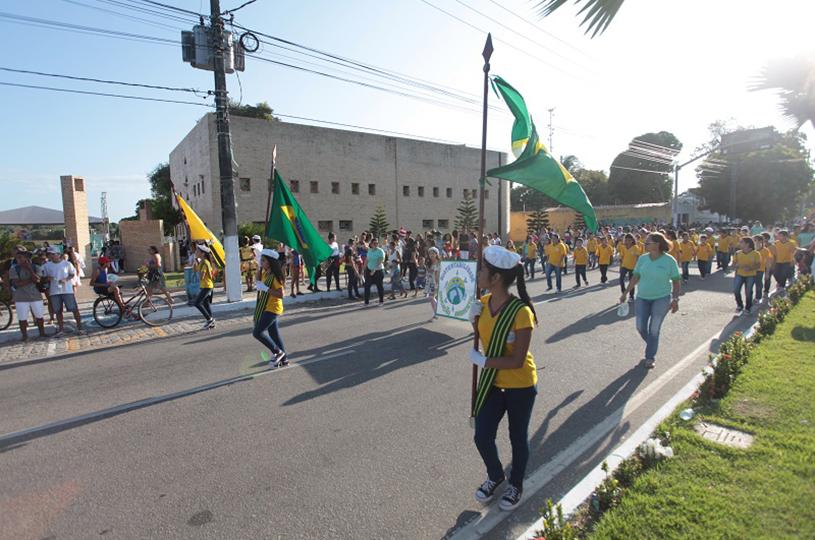 Eusébio anuncia programação das comemorações da Semana da Pátria