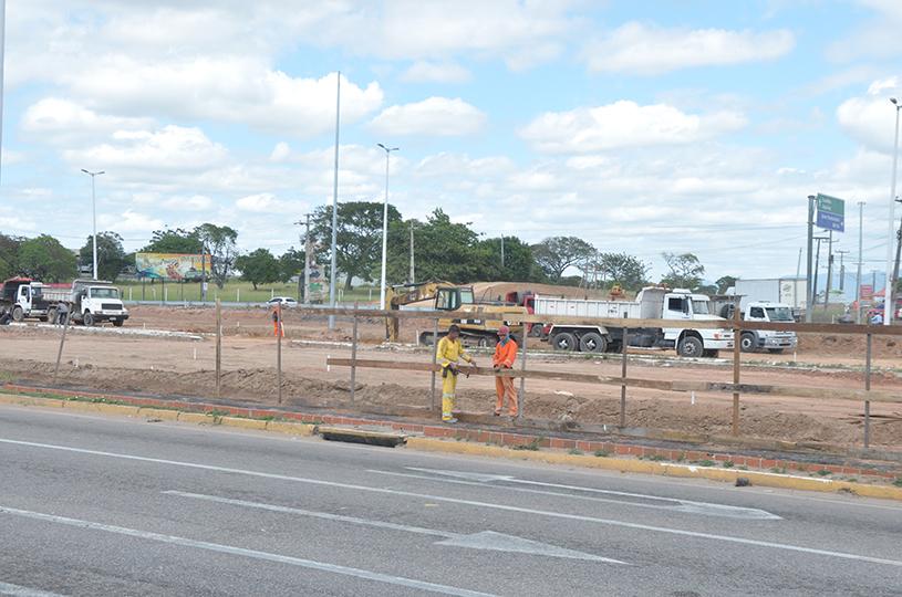 Obras do Viaduto do Anel Viário sobre a CE-040 são iniciadas