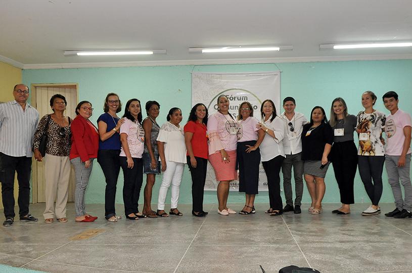 Eusébio realiza I Fórum Comunitário do Selo Unicef 2018