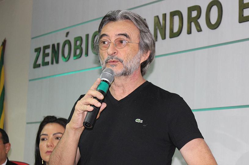 Acilon defende a municipalização da segurança pública