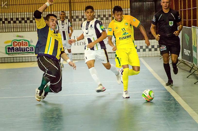 Eusébio recebe o Aracoiaba no próximo sábado pelo segundo turno do Cearense