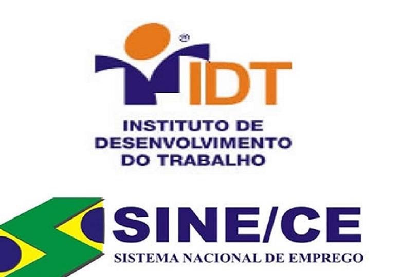 SINE/IDT não funcionará na quinta e sexta-feira devido a reforma na sua sala