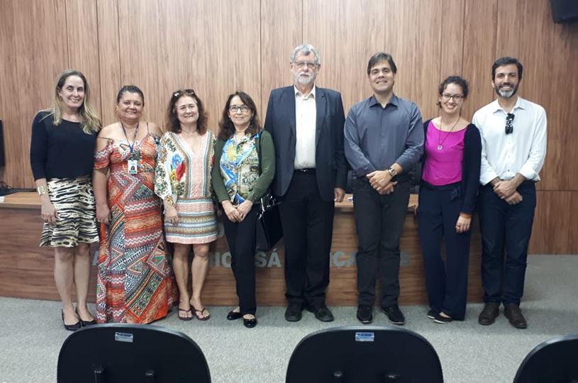 Eusébio recebe comitiva internacional para tratar de cooperação para o desenvolvimento sustentável