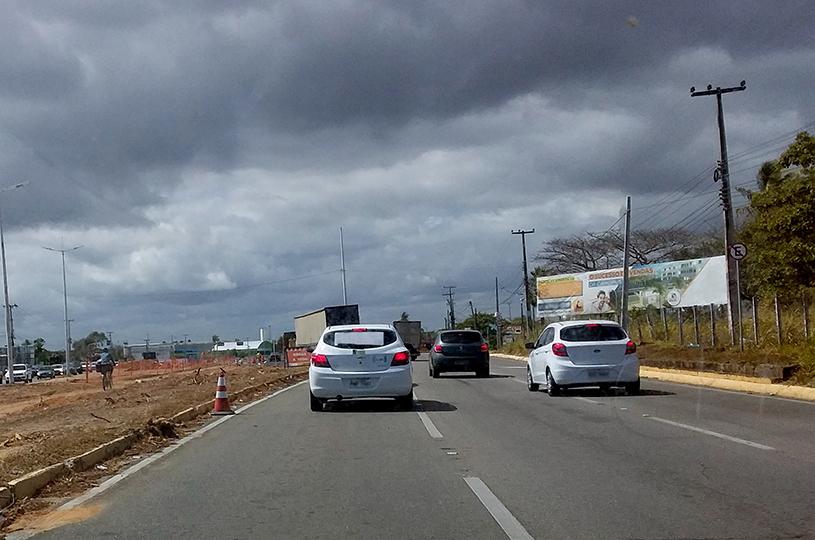 Obras do viaduto sobre a CE-040 entra em nova fase