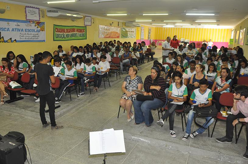 Conferência do Adolescente do Eusébio discute a Proteção Integral, Diversidade e Enfrentamento das Violências