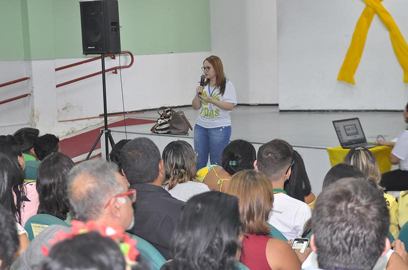 Lançado o projeto Vida Preservadas no Ministério Público no Eusébio