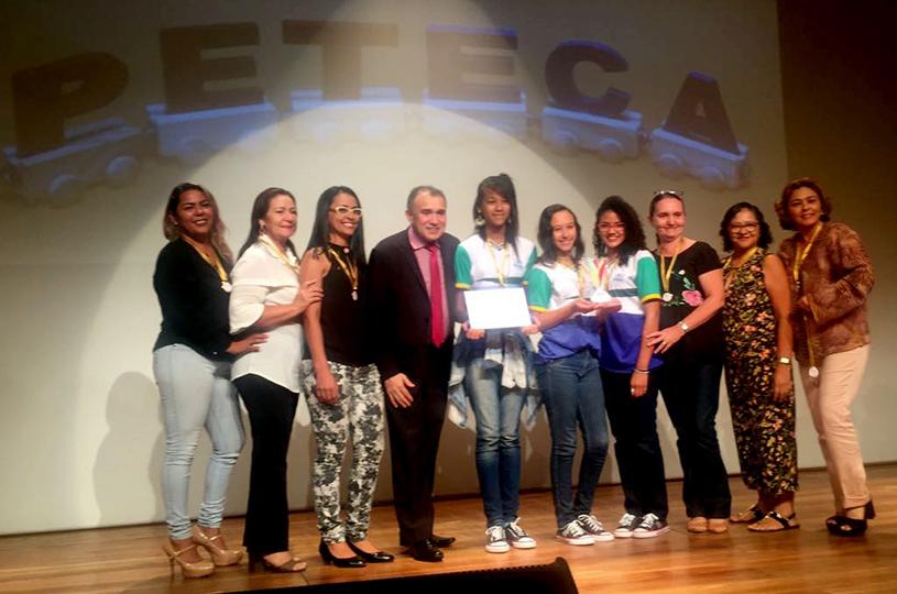 Eusébio é campeão estadual do Prêmio Peteca na modalidade curta metragem