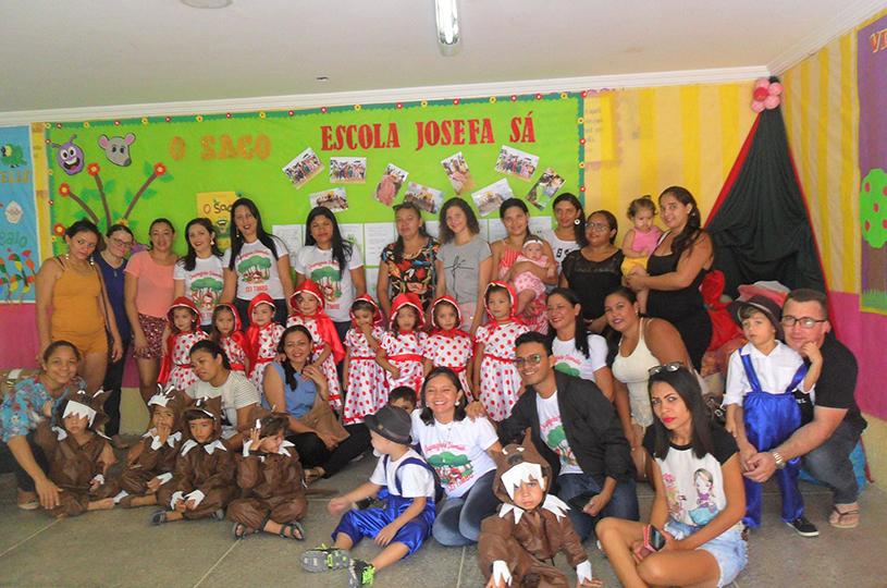 Eusébio realiza o VI Festival de Histórias Infantis